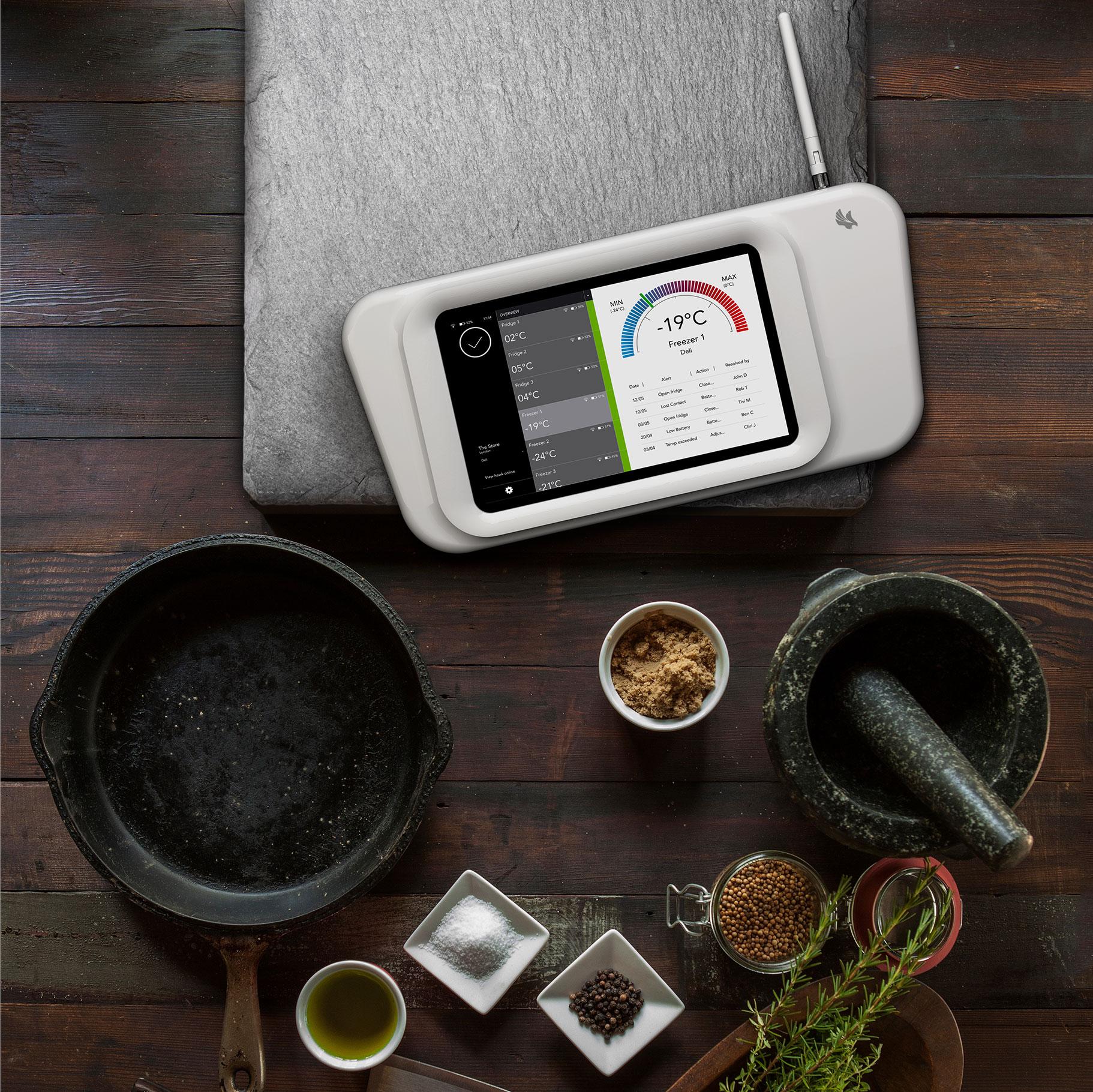 Hawk wireless monitoring solution