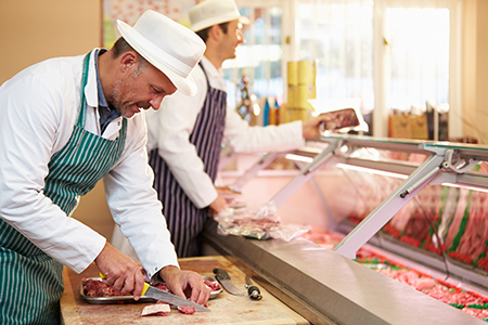 Butchers can save time and money with Hawk Safety temperature monitoring solution