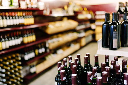 Specialty food and wine outlets need temperature control recording and monitoring solutions from Hawk Safety